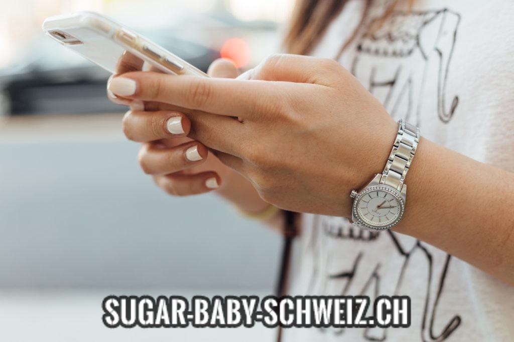 Sugar Baby App   - Sugar Baby Schweiz