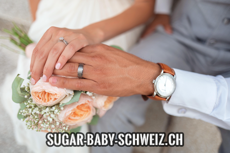 Reich heiraten als Frau