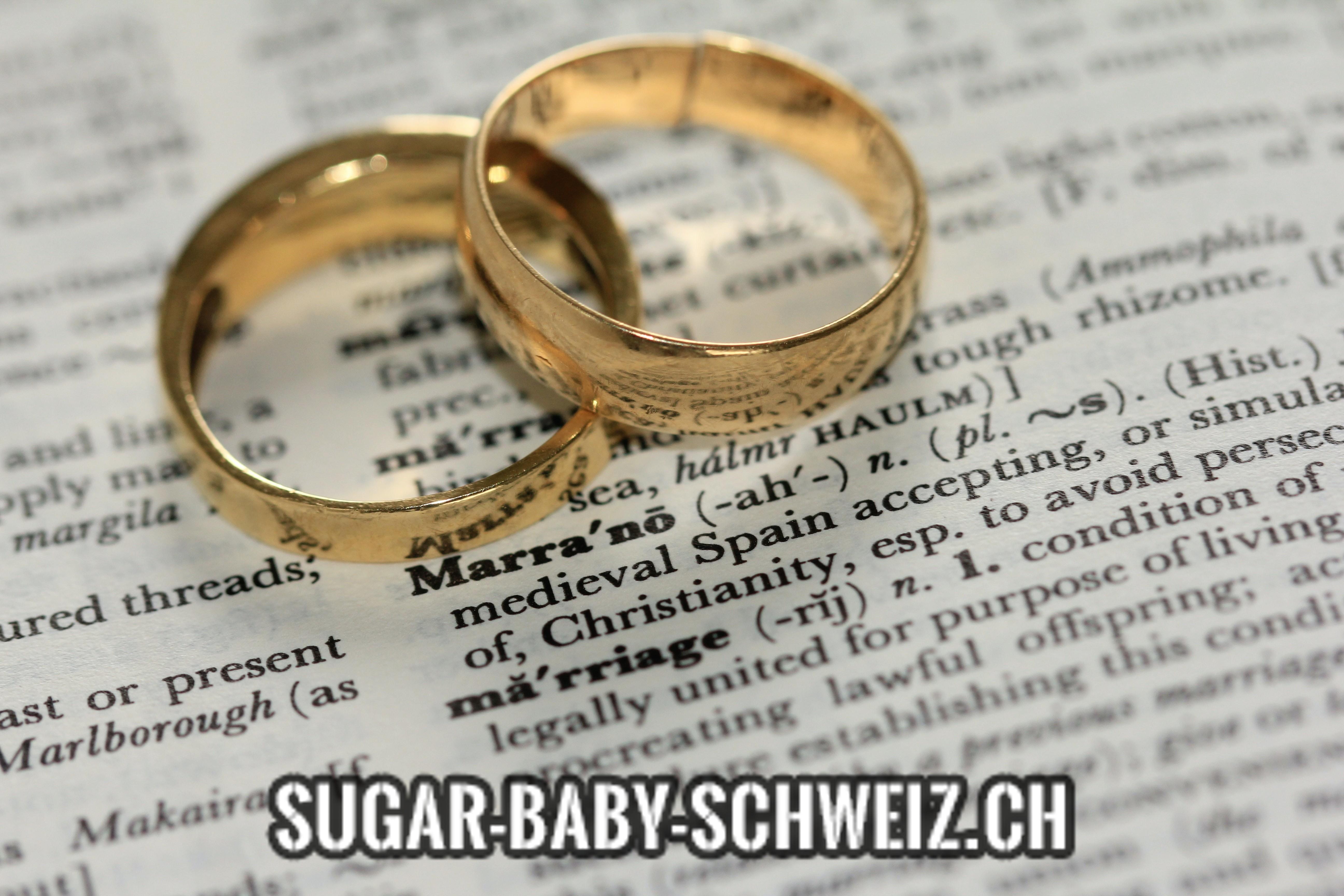 Reich heiraten als Mann